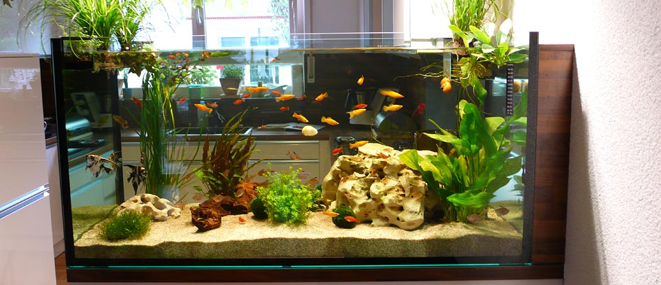 Decor Aquarium Fausse Plante